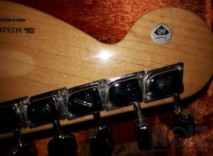 Fender Strat 70's 60th Ann.