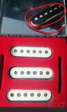 Fender strat  (mexican) pick ups set (μαγνητες, single coils pups)