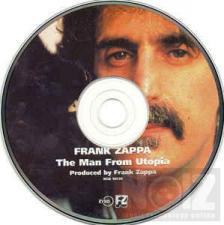 Frank Zappa – The Man From Utopia