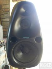 Genelec 1022B three-way studio monitor