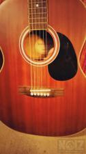 Harley Benton folk acoustic guitar