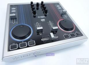 ION I-CUE MIXING DJ-CONTROLLER