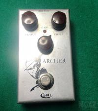J. Rockett Archer Overdrive Booster ΝΕΑ ΤΙΜΗ 160€