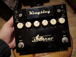 Kingsley - The Jouster