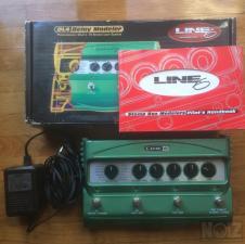 Line6 DL4 delay+looper