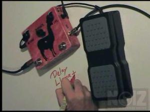M-Audio Expression pedal (Delay Llama jam pedals)
