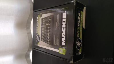 Mackie 802 VLZ4 οκτακάναλο mixer