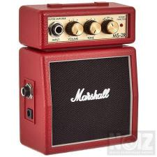 Marshall MS-2R (κόκκινο) 1 W RMS