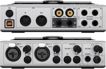 Καρτα ηχου Komplete Audio 6 USB