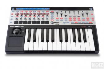 Novation midi keyboard SL MKII