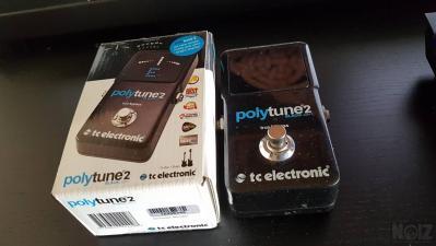 TC Electronic Polytune 2 Black