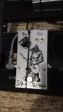 Rat handmade pedals for sale