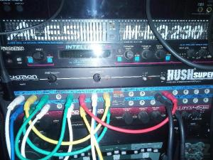 Rocktron Hush super c stereo noise gate