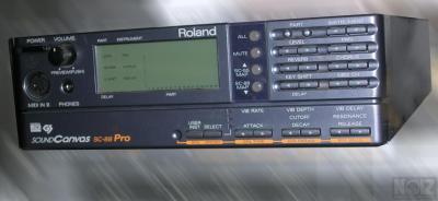 Roland Sound Canvas SC-88Pro
