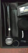 Shure mk2  & in-ear