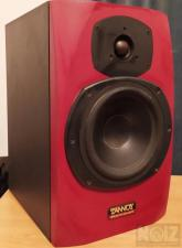 tannoy reveal 501 red face