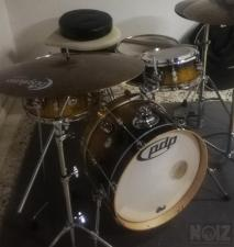 Pdp daru jones djny drumset