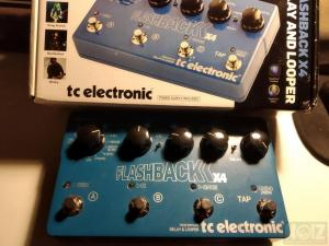 TC ELECTRONIC FLASHBACK X4 / LOOPER