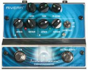 Shaman Rivera Compressor Sustain 2 channels