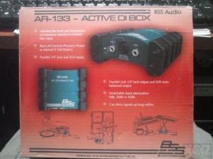 Bss Audio AR-133 (DI Box)