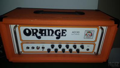 Orange AD 30 HTC (κεφάλι) με flight case