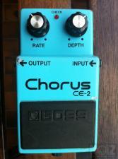 Boss CE-2 Chorus