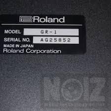 ROLAND GR-1 Guitar Synth
