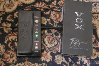 VOX Big Bad Wah Satriani