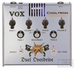 vox duel overdrive πώληση/ανταλλαγη