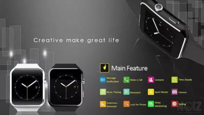 X6 Smart Watch 'SIM & Micro SD slot'
