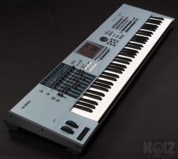 Yamaha Motif-XS7(+ Volume Pedal)
