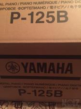 Yamaha P 125B Ηλεκτρικό πιανο