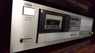 YAMAHA STEREO CASSETE DECK K-320