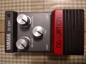 Yamaha vintage distortion Made in Japan