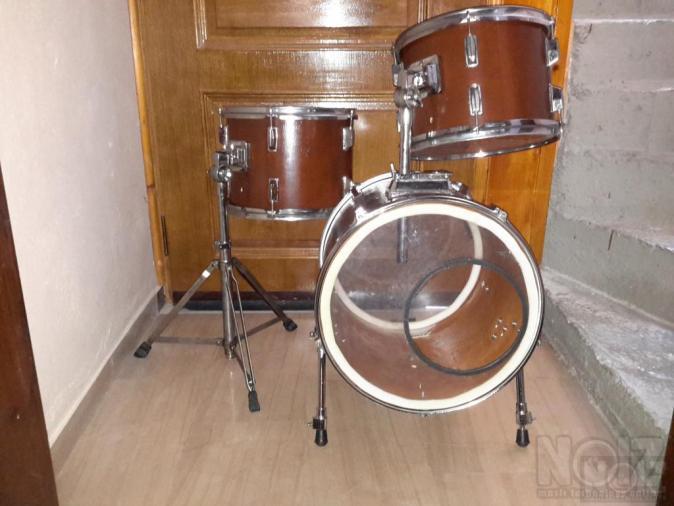 Custom 3 piece drum kit