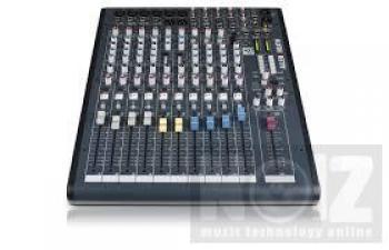 Αllen and Ηeath XB-14 radio broadcast mixer