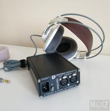 Ενισχυτής ακουστικών Lake People G103 + Ακουστικά AKG