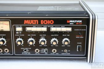 Ζητείται  Multivox Mx-312 Multi Echo