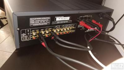Πωλείται ενισχυτής NAD C352 2x80w