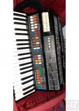 Πωλείται ακορντεον Paolo Soprani Sopravox Piano 120