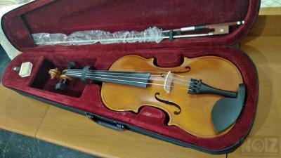 βιολί με δοξάρι, υποσιάγωνο