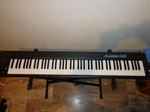 Alesis Q88 midi piano 88 πλήκτρα