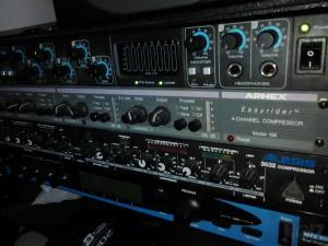 Aphex 106 Easyrider 4 channel compressor