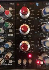 Avedis Electronics E27, 500 Series Equalizer Module