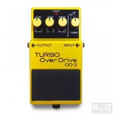 Boss od2 turbo overdrive Japan