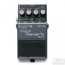 boss rv2 digital reverb japan