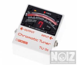 Boss TU-3S Floor Tuner
