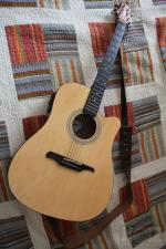 Θεσσαλονικη ηλεκτροακουστικη κιθάρα Guvnor GA100CE-NL