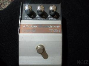 Carvin overdrive