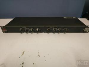 DBX223 XL 2-3way mono /stereo crossover made in USA